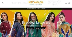 Guddu Shani launches Leftover.pk under GS. Design Banner!