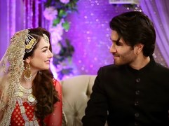 Ishqiya: Hania Aamir and Feroze Khan's Chemistry Is Refreshing