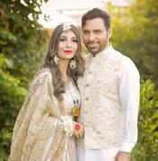 Singer Haroon Rashid Gets Married!