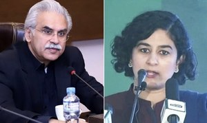 Zafar Mirza and Tania Aidrus Resign as the PM's Aides