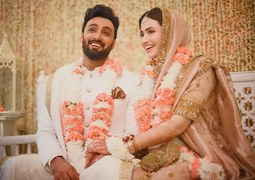 Sana Javed & Umair Jaswal Have Tied the Knot