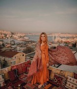Celebrities Spotted in Turkey