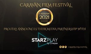 The Caravan Film Festival Teams Up With 'Starzplay'