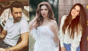Mahira Khan, Atif Aslam & Aiman Khan Make It to Forbes Asia List