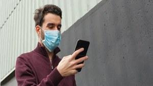 Pakistani Doctor Develops Instant COVID-19 Test on Smart Phone