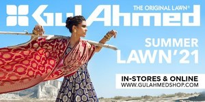 7 Summer Trends  ft. GulAhmed Summer Lawn Collection '21