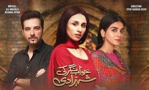 Khwab Nagar Ki Shehzadi's Storyline Heats Up as the Drama Reaches its Climax!