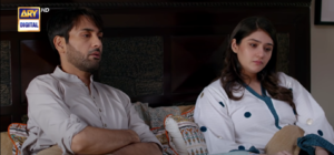 Pardes: Trouble in Paradise for Love Birds Aiman & Ebad!